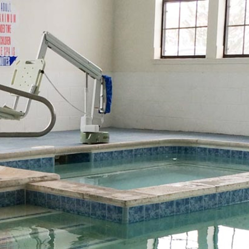OUR THERAPY POOLS